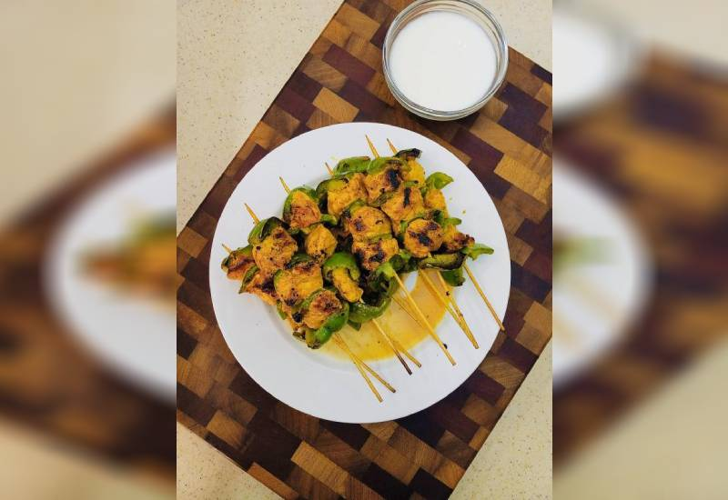 Easy Recipe: Chicken mishkaki