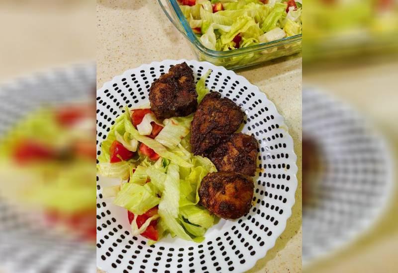 Easy recipe: Spicy wet fry tuna salad