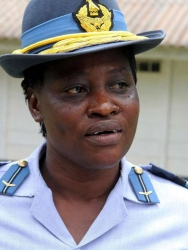 Ellen Chiweshe  makes history after getting top post in Zimbabwe's air force