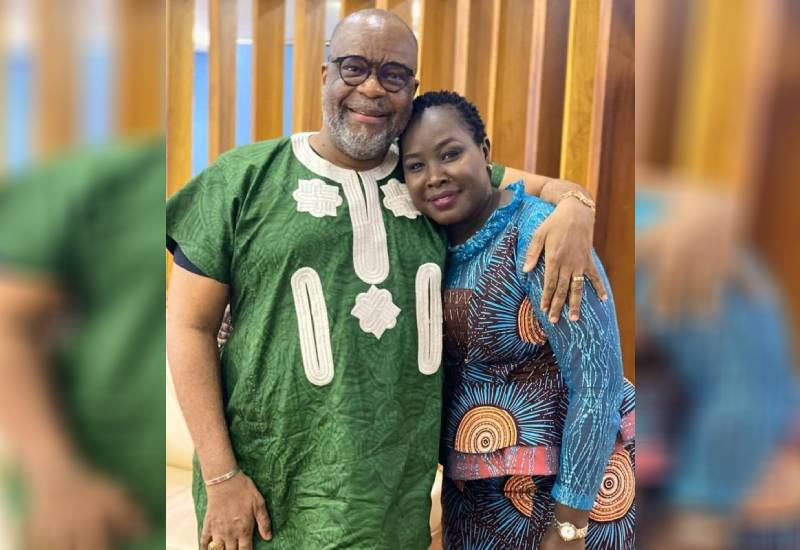 Emmy Kosgei: 'I didn't want to become a pastor's wife growing up'