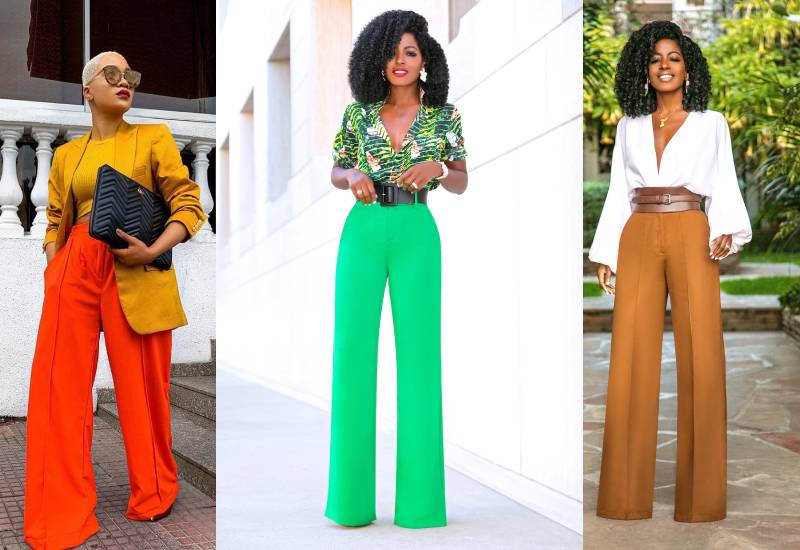 #FashionTips: How do you rock your palazzo pants?