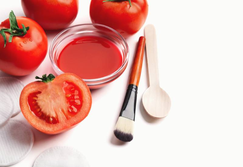 Five benefits of tomatoes for the skin