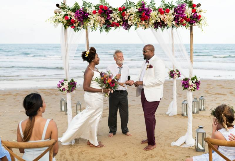 Five destinations to consider for your dream wedding