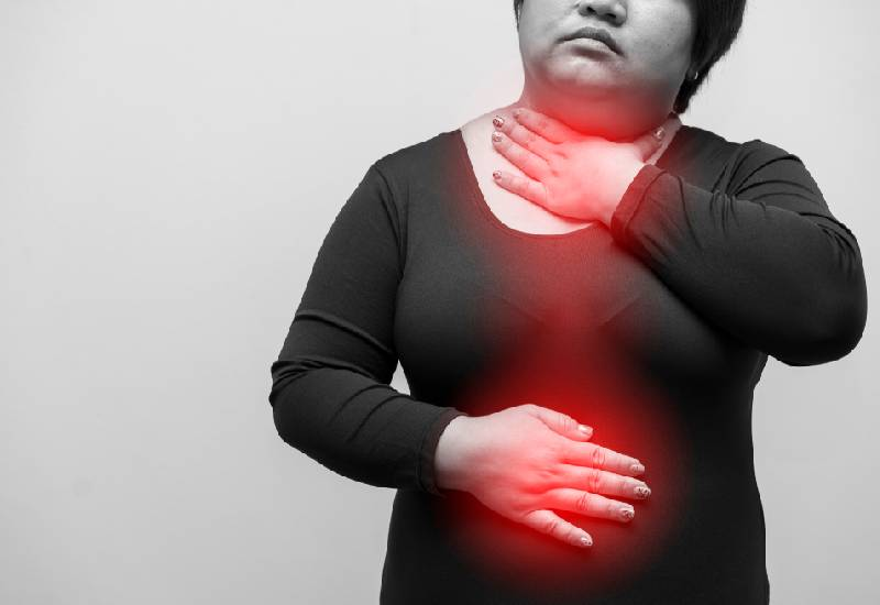 Five natural remedies for acid reflux