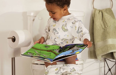 Hooray! No more nappies. How to transition well to potty training