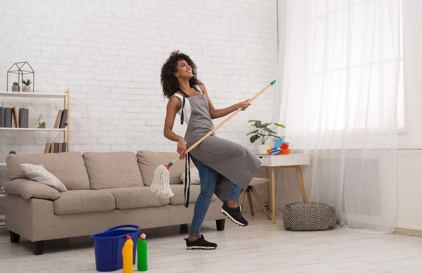 Chores and activities that burn major calories