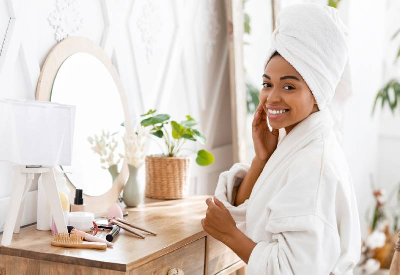 How to do a facial at home by yourself
