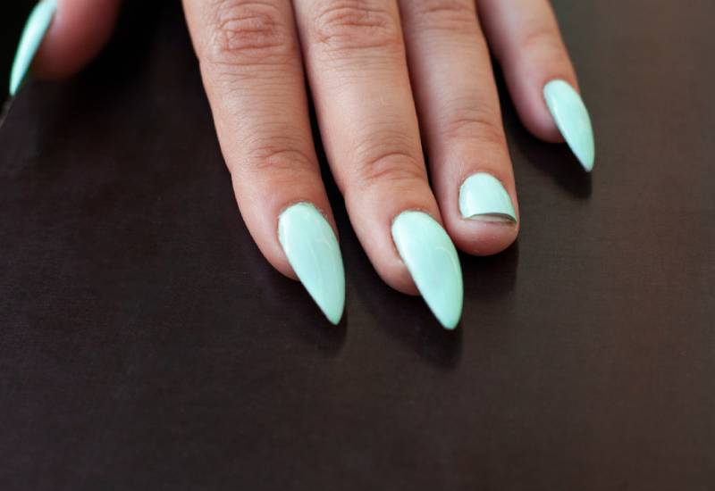 How to fix a broken nail in a rush