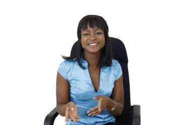 I give entrepreneurs confidence- Lina Dyhr