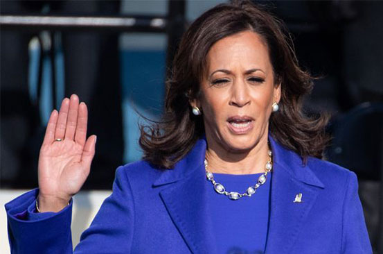 'I had tears in my eyes as Kamala Harris gives every woman of colour chance to be heard'