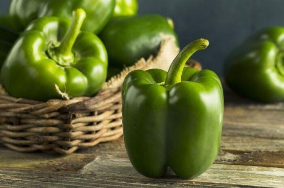 Ingredient of the week: Green pepper/capsicum