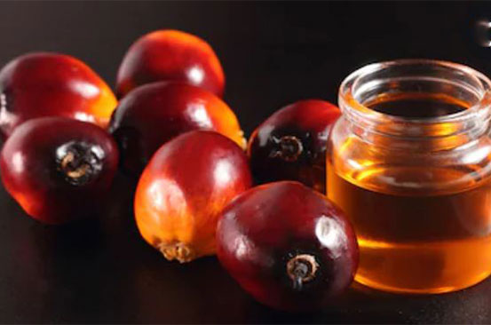 Ingredient of the week: Red palm oil