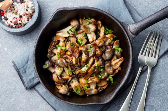Ingredient of the week: Oyster mushrooms
