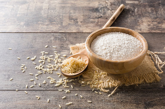 Ingredient of the week: Rice flour