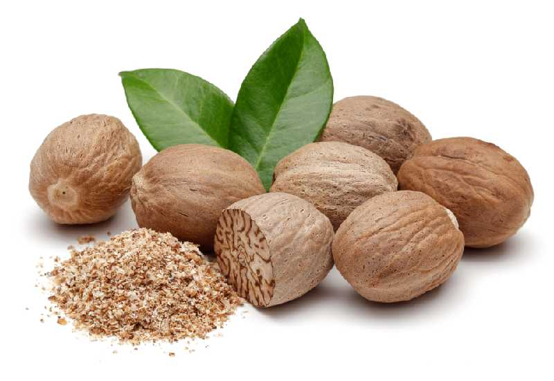 Ingredient of the week: Nutmeg