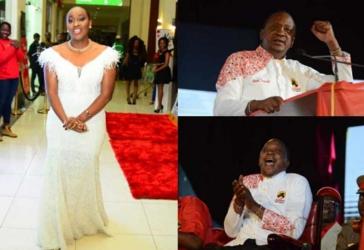 Introducing Carol Pulei: The lady behind President Uhuru's flashy clothes