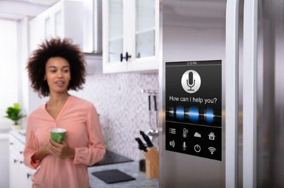 Kitchen gadget: Smart fridge