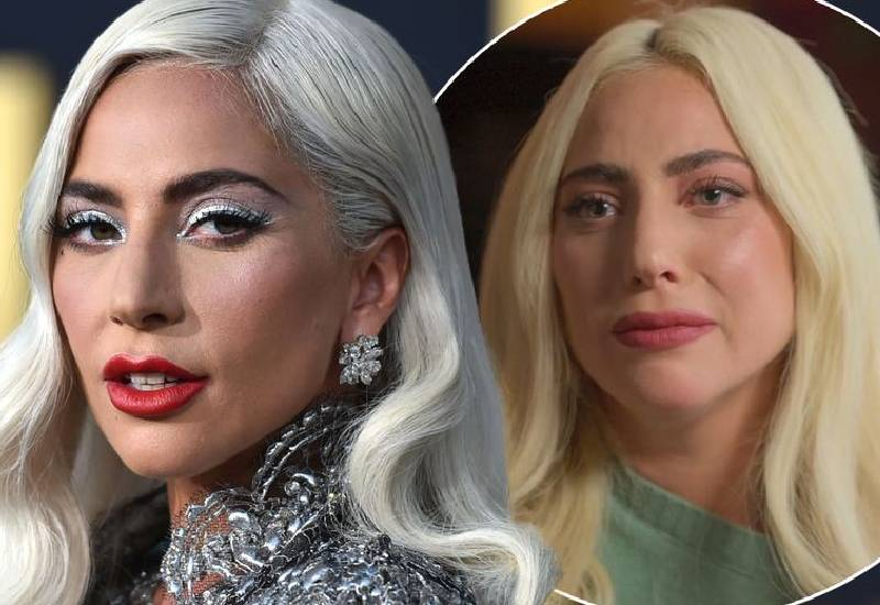 Lady Gaga says she still feels 'worthless' and has urge to self-harm after rape at 19