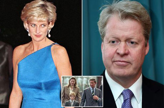 Lies that made Diana open her heart and how BBC bosses tried to silence brother