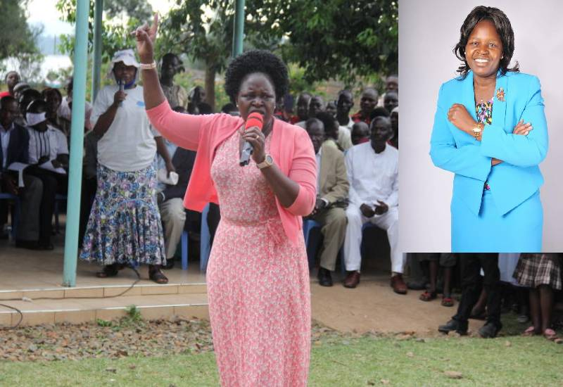 Lilian Gogo: I went back to the village to serve