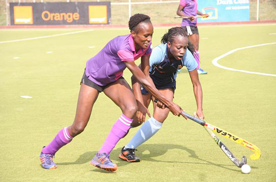 Meet Carole Okoth, hockey player and medical doctor
