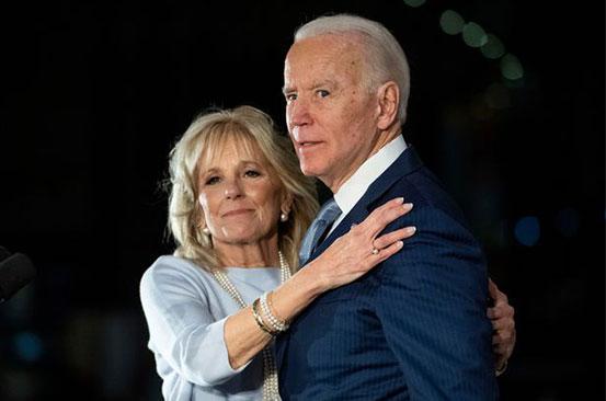 Meet new First Lady Jill Biden - divorce, rejecting Joe and breaking tradition