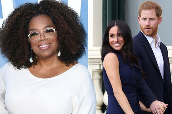 Meghan Markle and Harry 'have already recorded Oprah interview that