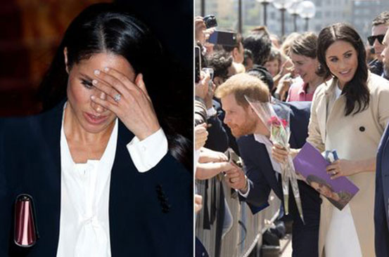 Meghan Markle didn t know what she was in for and was baffled by Australia tour crowds Eve Woman