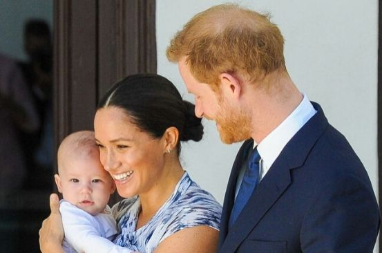 Meghan Markle, Harry and Archie 'spend socially distanced US Mother's Day with Doria'