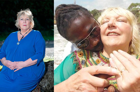 Mum, 68, fell for African toyboy before he left - and cost her Sh2.5 million