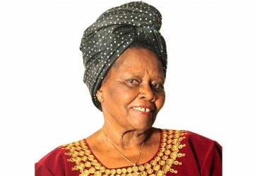 Muthoni Gachanja Likimani- One of the first female producers of VOK current KBC