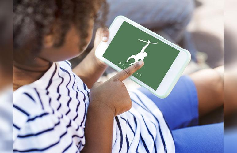 Nairobi's three-year-olds have mobile phones