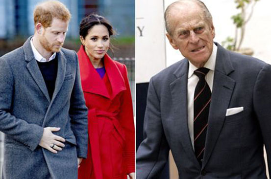 Prince Philip 'walked away' from Meghan Markle and Harry after 'shock of Megxit'
