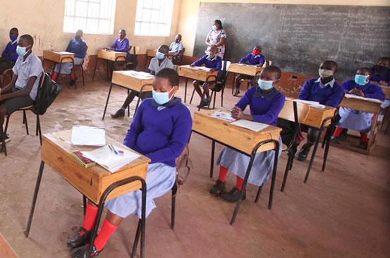 Schools pass burden of buying PPEs to parents