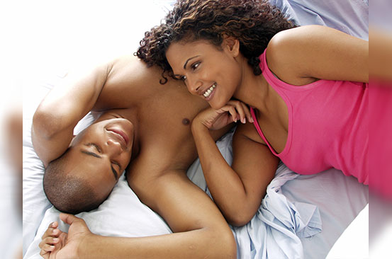 Seven things you should never say to your partner in bed