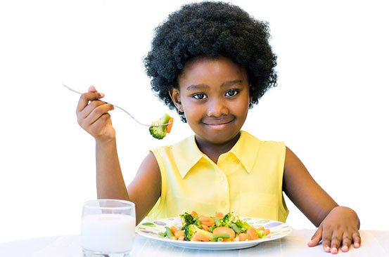 Seven ways to help your kid maintain a healthy weight