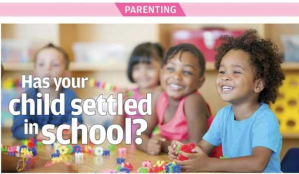 Signs your child has not settled in school