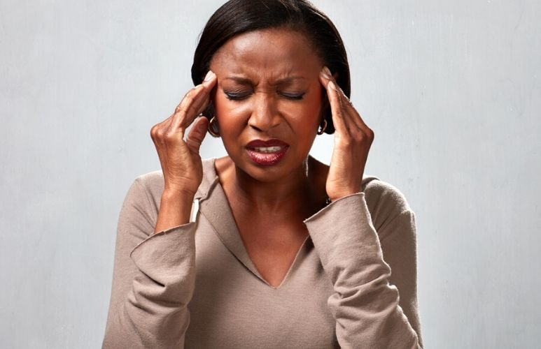 Six natural ways to get rid of a headache