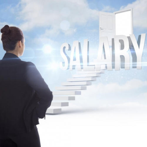 Negotiating in pursuit of a higher salary