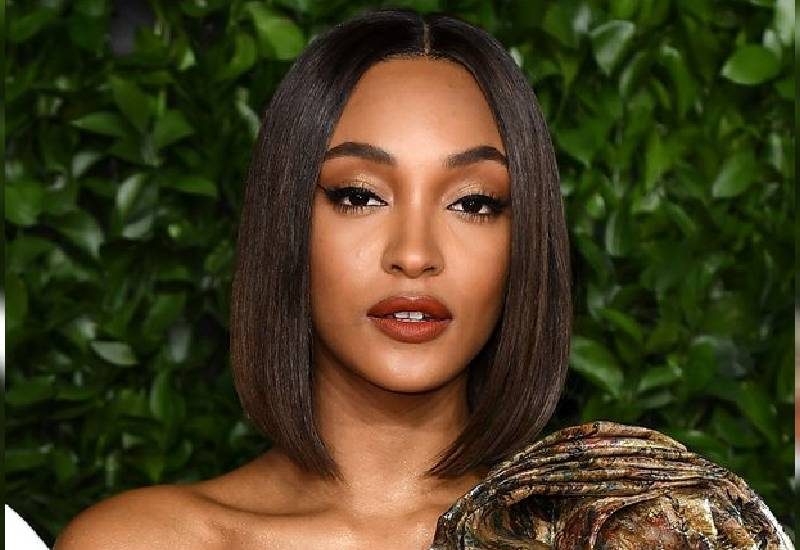 Supermodel Jourdan Dunn hits out at the fashion industry over race pay gap