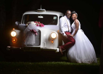 Then the bridal car ran out of fuel