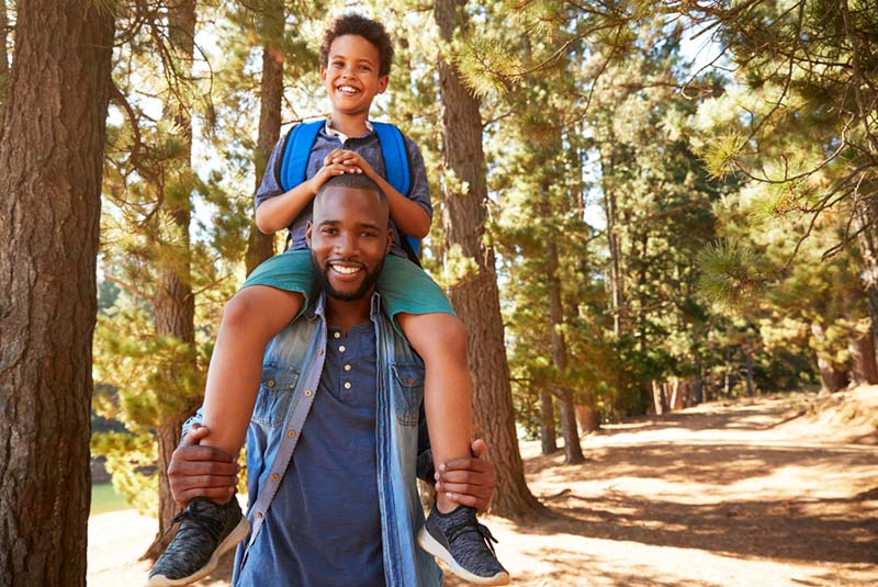 Five Father's Day family days out the dad in your life will love