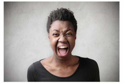 #GirlCode: 'My anger is very special and this is why I limit it'