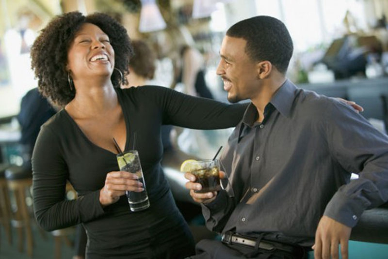 Hilarious ways women pretend they've moved on after a break up