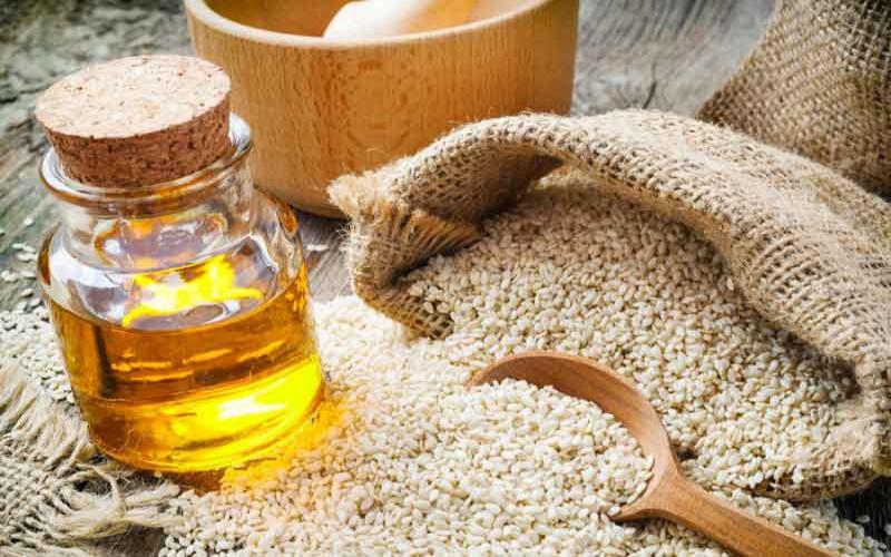 Ingredient of the week: Sesame oil