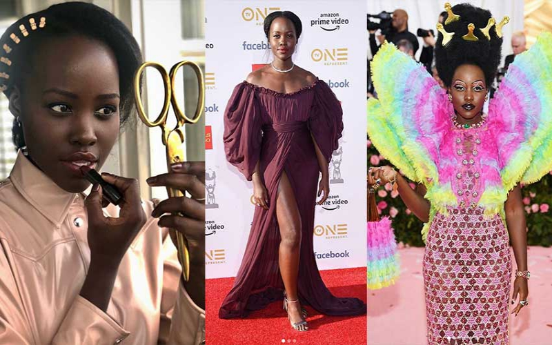 Lupita Nyong'o's beauty tricks: How to achieve the perfect Lupita look