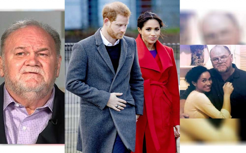 Meghan Markle's letter accusing dad of 'breaking my heart into a million pieces'