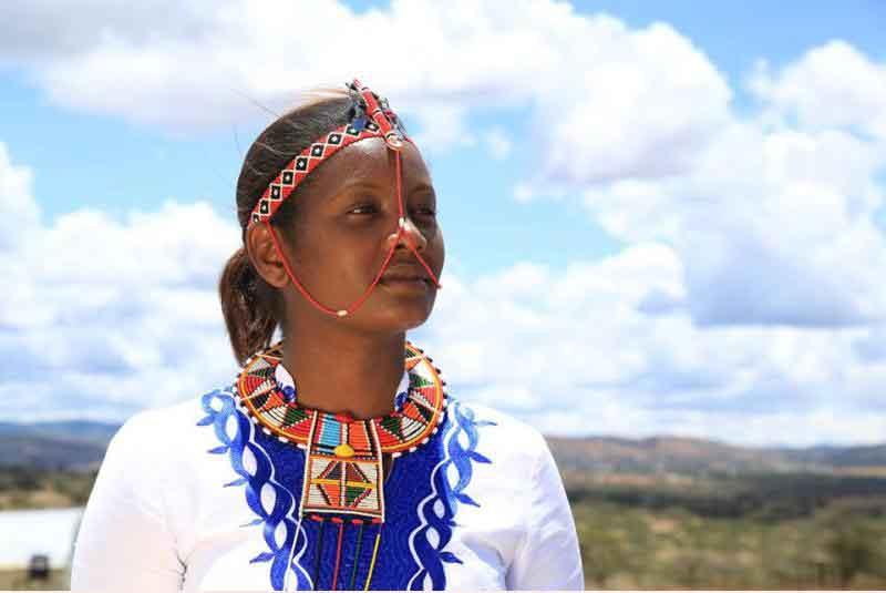 Nice Leng'ete speaks up against female genital mutilation