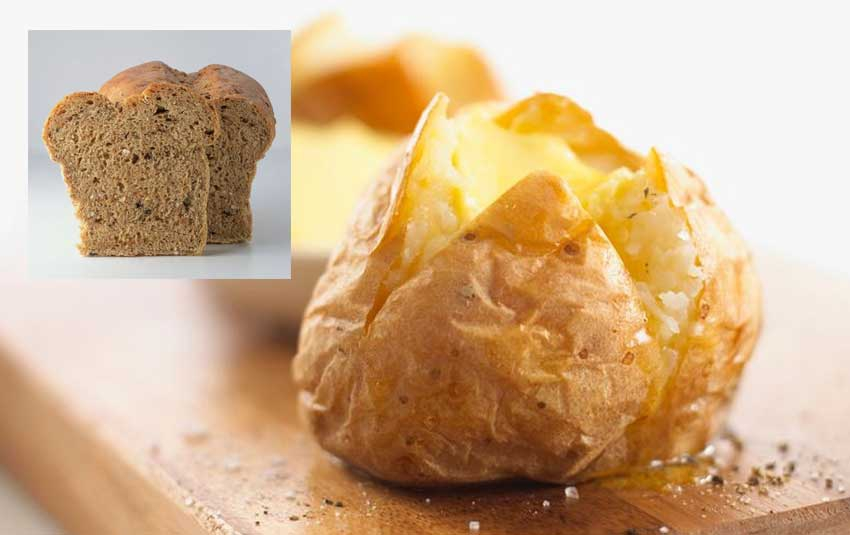 Shocking amount of sugar in foods like potatoes could be stretching your waistline, making you fat