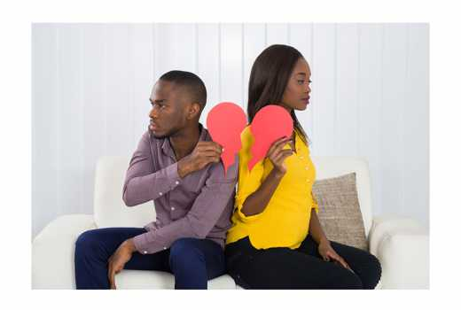 Six sneaky signs he will dump you